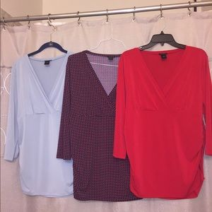3 tops for the price of 1